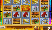 Draco´s Fire online grátis slot