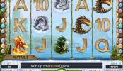 Jogar slots grátis Dragon Island