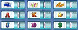 Tabela de Pagamento do Caça-Níqueis online grátis Cash Wave
