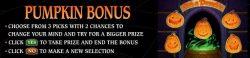 Jogadas Bônus Pumpkin do caça-níqueis online grátis Lucky Witchy