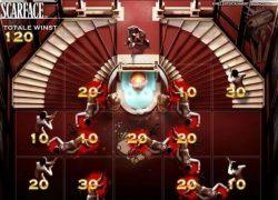 Bonus Game do jogo caça-níqueis Scarface para diversão