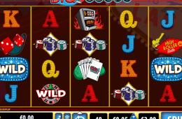 Slot de cassino Big Vegas online grátis