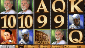 Slot de cassino Gladiator online grátis