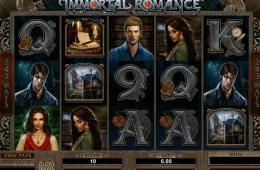 Jogue slot Immortal Romance grátis