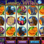 Lucky Witch Jogo de cassino grátis