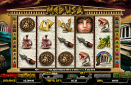 jogo de slot Medusa online grátis