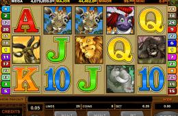 Jogos de slot Mega Moolah grátis online