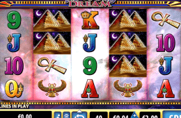 Slot Pharaoh´s Dream online grátis