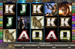 Slot Tomb Raider para diversão