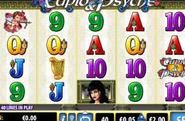 jogo caça-níquel Cupid and Psyché grátis online