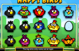 slot de bônus gratuitos Happy Birds