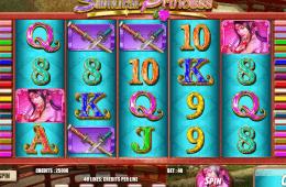 slot Samurai Princess grátis online sem depósito