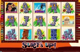 slot Surf´s Up sem depósito