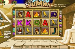 jogar slot Wild Mummy grátis