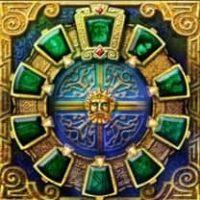 Amuleto dourado do jogo caça-níqueis online Lord of the Ocean