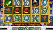 Jogar slot machine Arabian Nights gratis