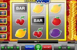 slots frutados Classic Fruit