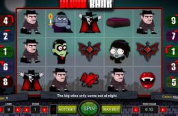 caca-niquel Dracula´s Blood Bank sem depósito
