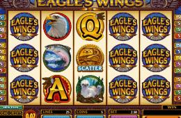 caça-níqueis Eagle Wings grátis