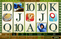 slot Frankie Dettori´s Magic Seven grátis online