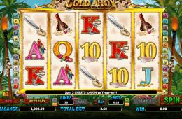 slot Gold Ahoy grátis sem cadastro