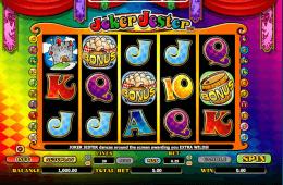 Slot Joker Jester online grátis sem depósito