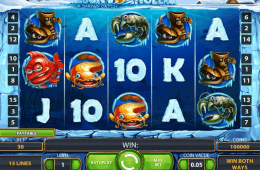 Slot machine Lucky Angler gratis