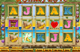 slot machine Monkey Love gratis online