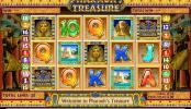 jogo caça-níquel Pharaoh´s Treasure