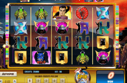 jogar slot machine Shogun Showdown gratis