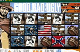 slot machine The Good The Bad and The Ugly online grátis