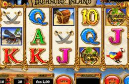 Treasure Island caca-niquel online grátis