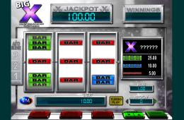 Slot Big X grátis online