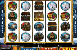slot de cassino Arctic Fortune