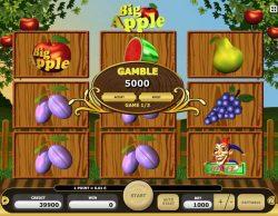 O recurso Gamble do caça-níqueis grátis online Big Apple de entretenimento