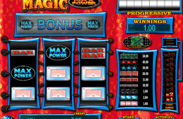 Black Magic Max Power slot de cassino grátis