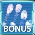 Símbolo do jogo bônus do caça-níqueis online grátis Crime Scene