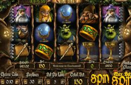Grátis jogo Enchanted de maquininha caça-níqueis