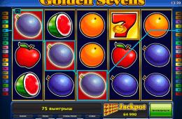 Golden Sevens caça-níqueis de cassino grátis