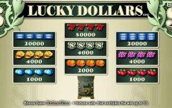 Caça-níqueis de cassino online grátis  Lucky Dollars
