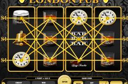 London Pub slot grátis online