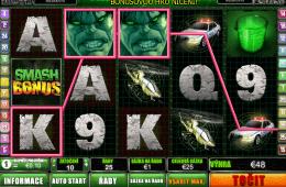 The Incredible Hulk jogo caça-níquel grátis online