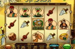 Jogo caça-níquel Ali Baba grátis online