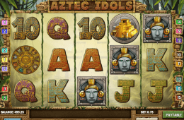 Caça-níqueis online grátis Aztec Idols