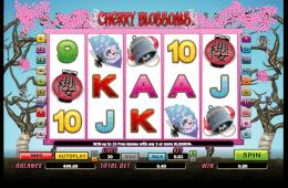 Caça-níqueis Cherry Blossoms jogo grátis online