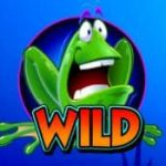 Wild from free slot game Frogs´n Flies