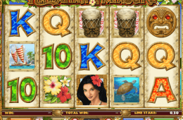 Hawaiian Treasure online grátis slot de cassino