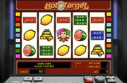 Hot Target jogo caça-níqueis de cassino grátis