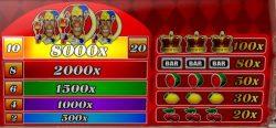 Caça-níqueis de cassino grátis online Joker 8000
