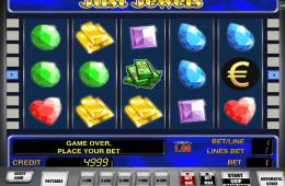 Slot Just Jewels online grátis